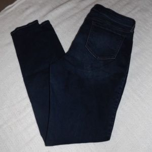 Old Navy Rock Star Skinny 16 Tall Jeans